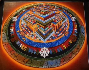 Kalachakra In 3 Dimension