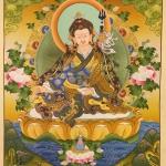 Guru Rinpoche Padmasambhava Thangka