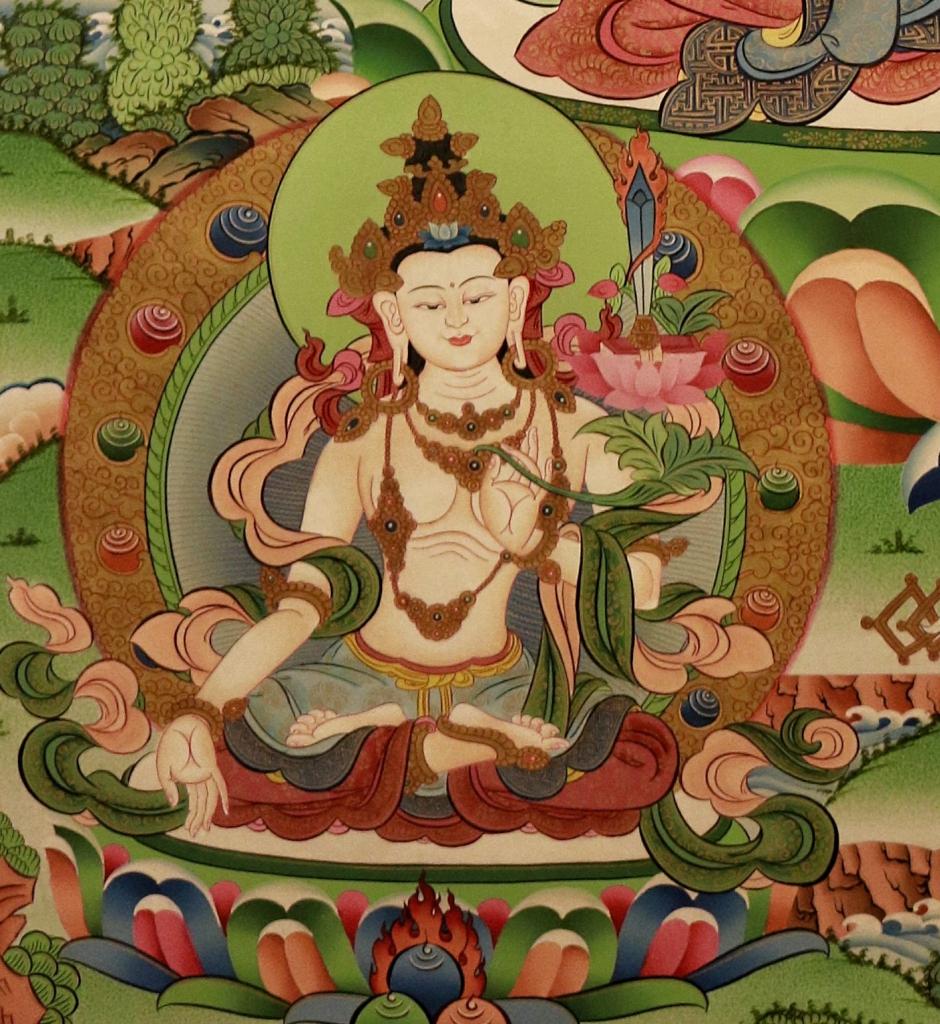 Jnanasattva Manjushri