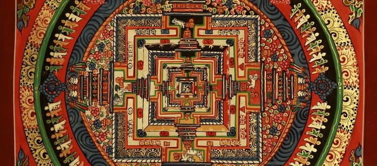Kalachakra Mandala