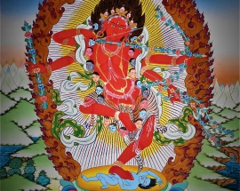 Red Tara