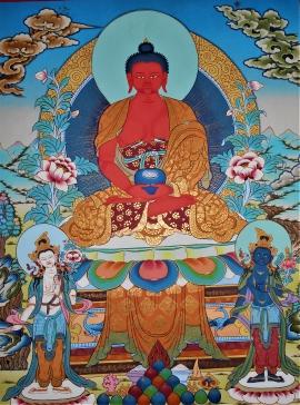 Amitayus Buddha