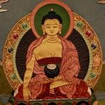 Buddha Applique