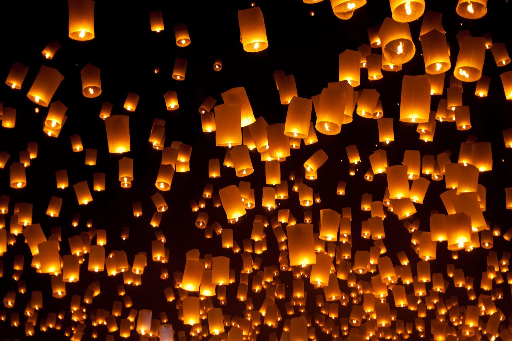 Butter-Lamp-Festival