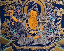 Manjushri Thangka