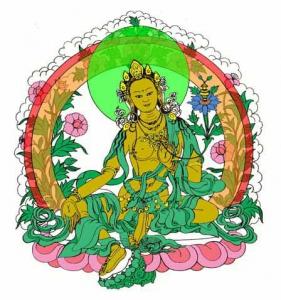 Tsugtor Namgyalma