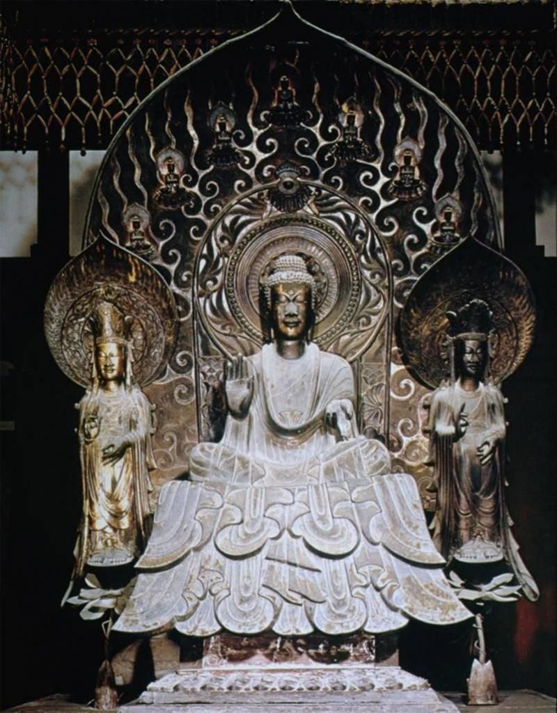 Horyu-ji gesture