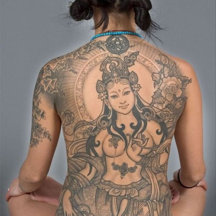 All about Buddhist Tattoo – Symbols and Meaning – Mandalas Life