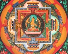 Manjushri Mandala