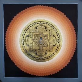 Healing-Buddha mandala