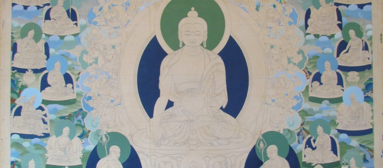 Preparation and Application in Tibetan Art