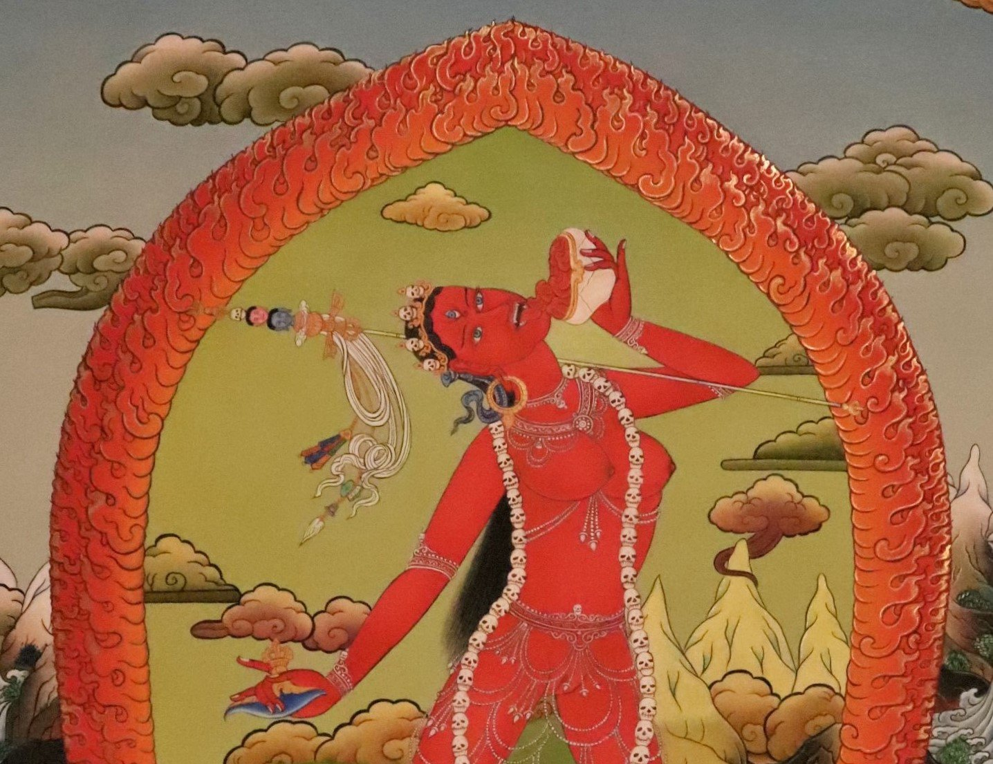 Vajrayogini Dakini – Origin, Lineages and Iconography