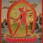 Dorje Neljorma Thangka