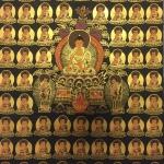 65 Buddha Mandala