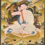 Milarepa Thangka painting