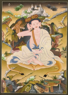 milarepa-Thangka-Painting