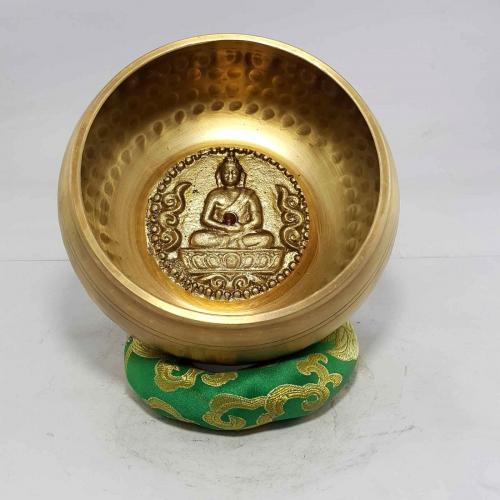 Amitabha buddha singing bowl