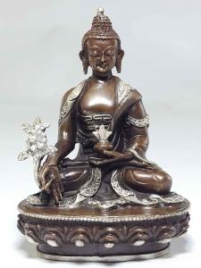 Statue of Medicine Buddha