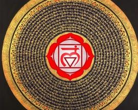 Root Chakra Mandala