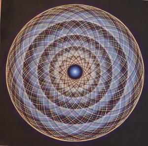 Cosmos Mandala