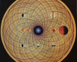 Cosmos Universe Mandala