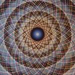 Universal Om Mandala