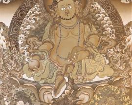 Five Jambhalas