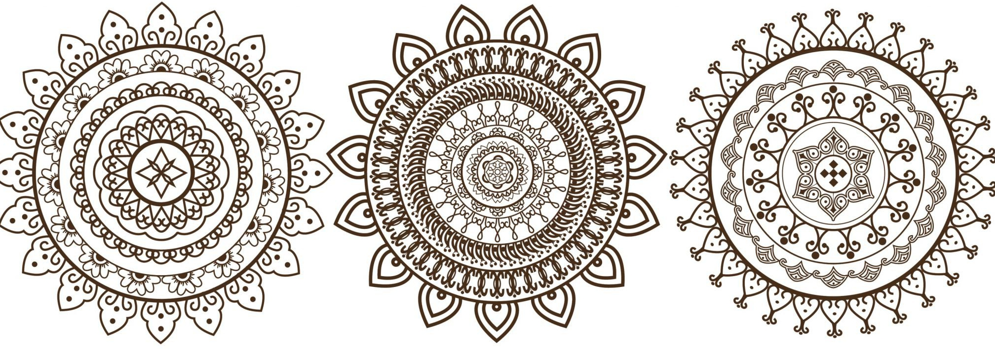 How To Draw A Mandala Mandalas Life