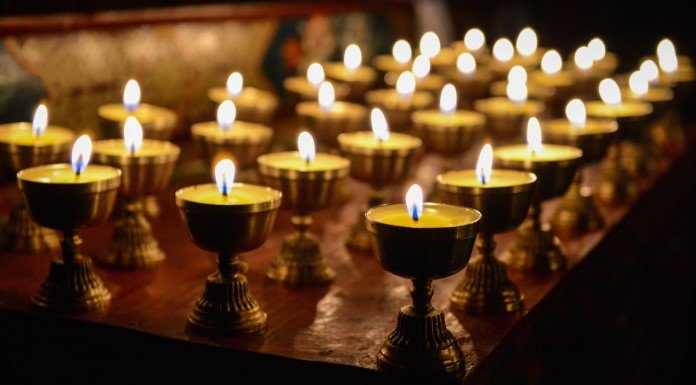 Butter Lamp offerings for beloved one – Mandalas Life