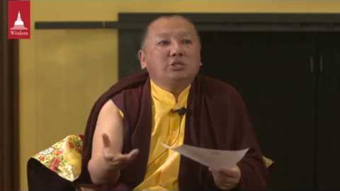 Zurmang Gharwang Rinpoche on Overcoming Anger