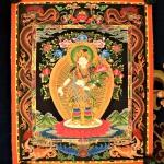 Padmapani Thangka Painting