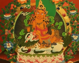 Kuber Thangka Art