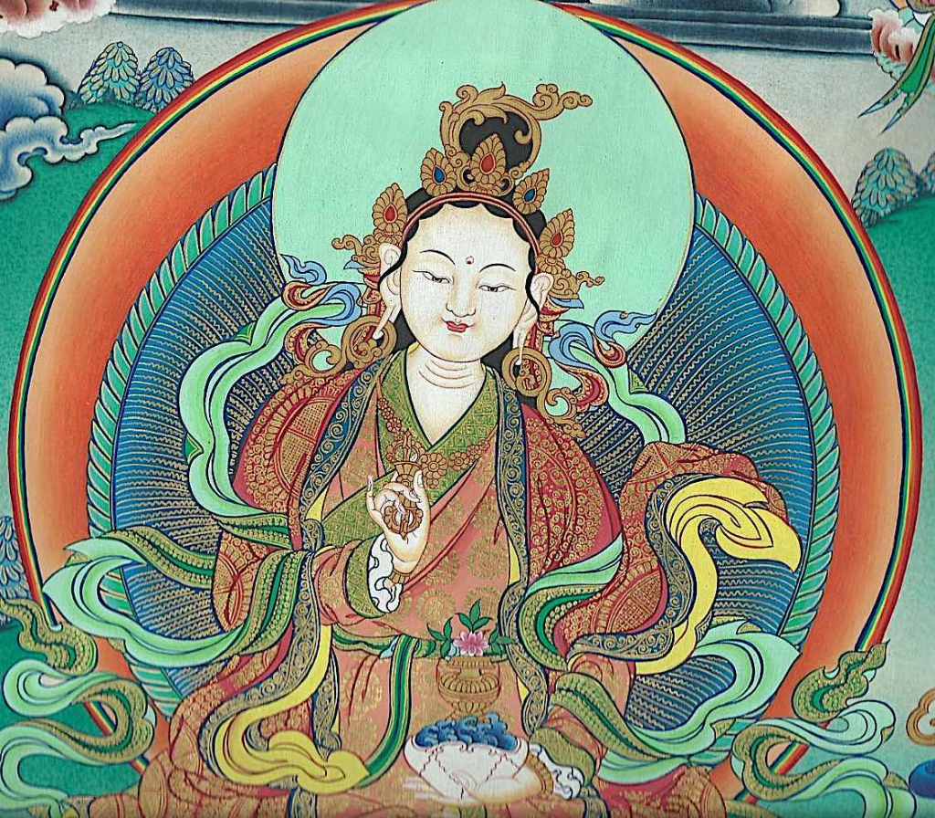 Yeshe Tsogyal