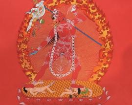 Vajrayogini Thangka