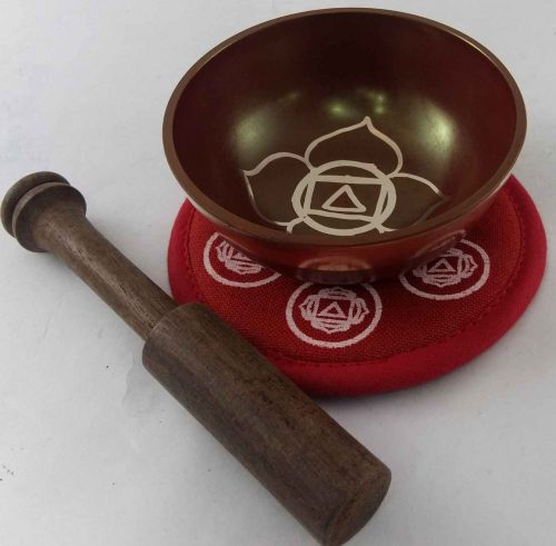 Red Root Chakra Singing Bowl