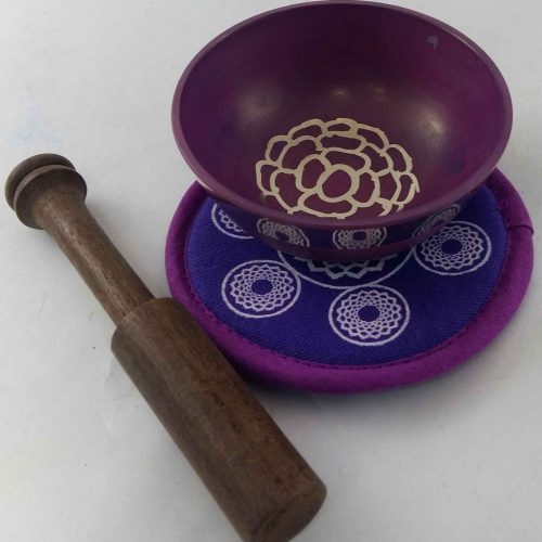 Crown Chakra Singing Bowl