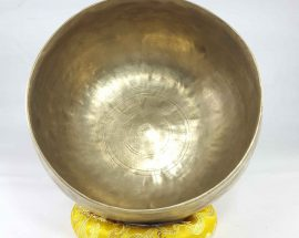 Old singing bowl from Nepal