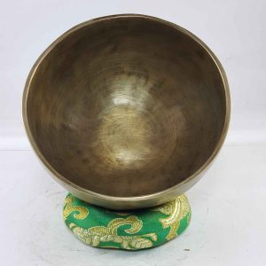 Bronze Singing Bowl Antique finishing