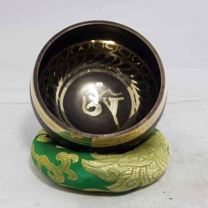 Om Singing Bowl