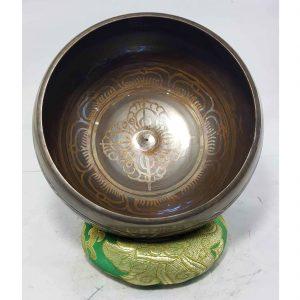 Double Dorje Singing Bowl