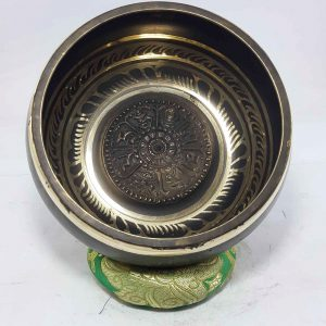 Astha Mangal Embossed Singing Bowl