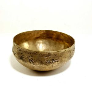 Antique Handmade Singing Bowl 280hz C4 Chakra