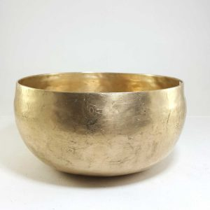 Antique Handmade Singing Bowl B2 Chakra