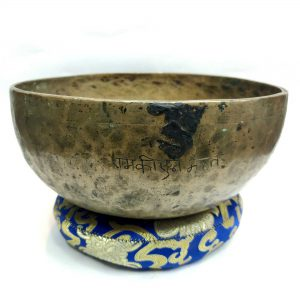 Antique Singingbowl Jambati