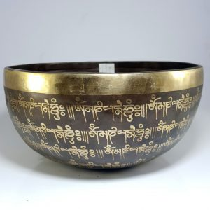 Therapeutic singing bowl F Heart Chakra