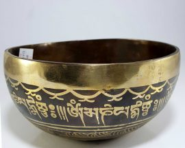 Therapeutic singing bowl D Sacral Chakra