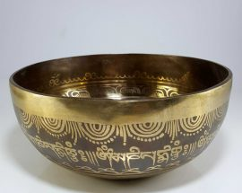 Therapeutic singing bowl F Heart Chakra