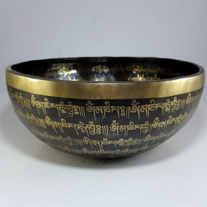 Therapeutic singing bowl C Root Chakra
