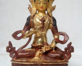 Vajrasattva Copper Statue