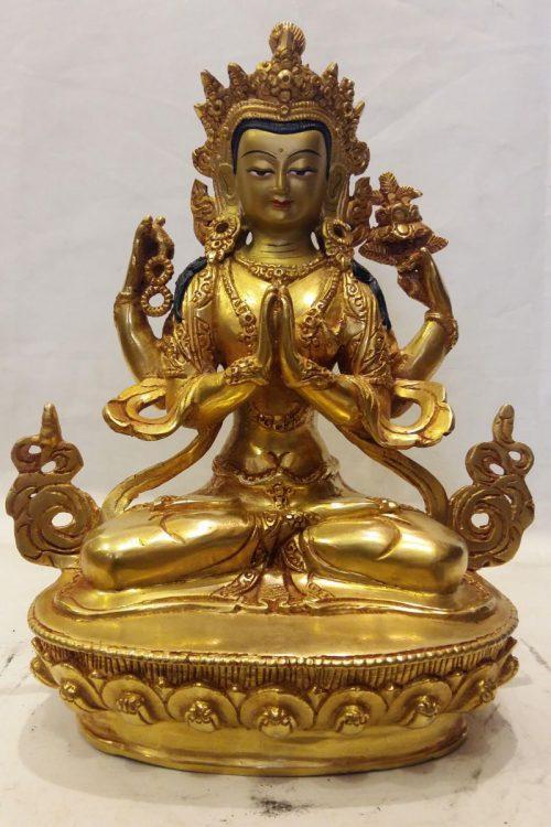 Chenrezig Statue